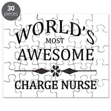 World's Most Awesome Charge Nurse Puzzle