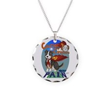 Courage Conquers Pain Necklace