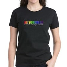 Be Yourself (Rainbow) Tee