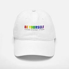 Be Yourself (Rainbow) Cap