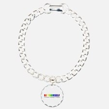Be Yourself (Rainbow) Bracelet