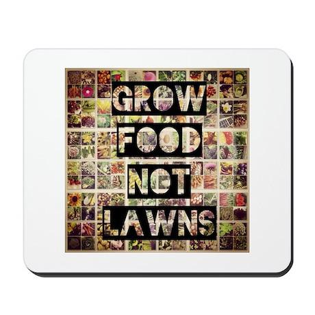 Grow Food Mousepad