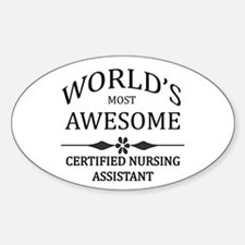 World's Most Awesome Certified Nursing Assistant S