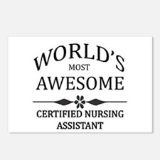 World's Most Awesome Certified Nursing Assistant P