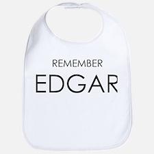 Remember Edgar Bib