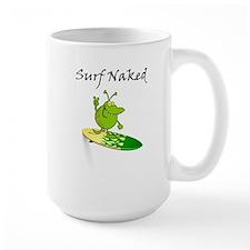 Surf Naked Mug