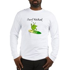 Surf Naked Long Sleeve T-Shirt