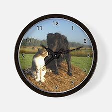 Best Buddies Wall Clock