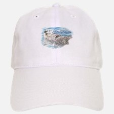 Otterly Adorable Humorous Cute Otter Animal Hat