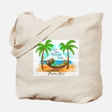 Funny Paradise Tote Bag
