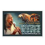 VoGE Native World Music Postcards (8 ea)