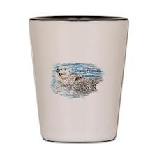 Otterly Adorable Humorous Cute Otter Animal Shot G