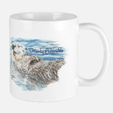 Otterly Adorable Humorous Cute Otter Animal Small