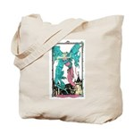 Dragon & Maiden Tote Bag