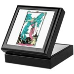 Dragon & Maiden Keepsake Box