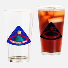 Apollo 8 Mission Logo Drinking Glass