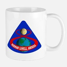 Apollo 8 Mission Logo Mug