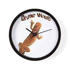 waveblnk.jpg Wall Clock
