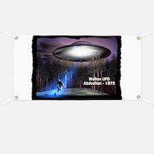 Walton UFO Abduction - 1975 Banner