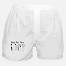 Draw Paint Create Boxer Shorts