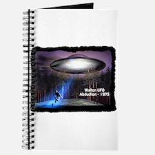 Walton UFO Abduction - 1975 Journal