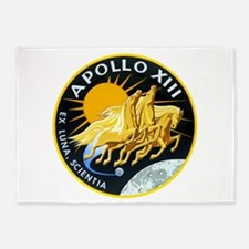 Apollo 13 5'x7'Area Rug