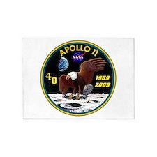 Apollo 11 40th Anniversary 5'x7'Area Rug