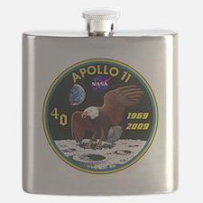 Apollo 11 40th Anniversary Flask