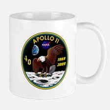 Apollo 11 40th Anniversary Mug