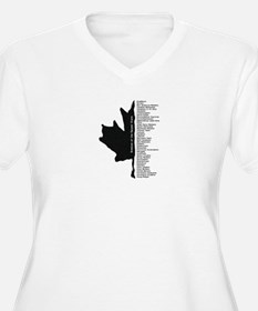 Enemies of the Harper State Plus Size T-Shirt