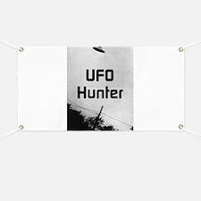 UFO Hunter Banner