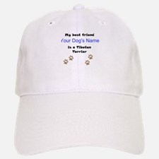 Custom Tibetan Terrier Best Friend Baseball Baseball Baseball Cap