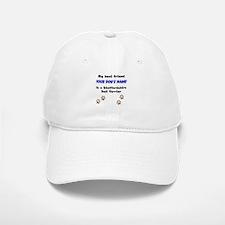 Custom Staffordshire Bull Terrier Best Friend Base