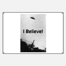 I Believe Banner