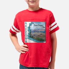 GS-AZgrndcyn1JrHf-1 Youth Football Shirt