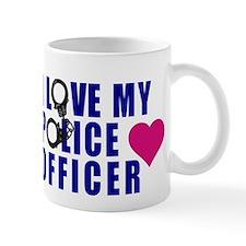 I love my Police Officer Mug