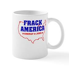 Frack America Energy Jobs Mug