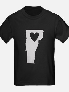 Heart Vermont T