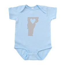 Heart Vermont Infant Bodysuit