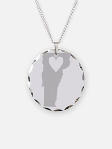 Heart Vermont Necklace