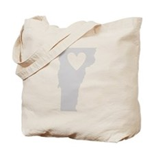 Heart Vermont Tote Bag