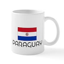 I HEART PARAGUAY FLAG Mug