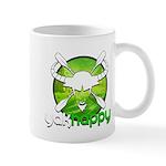 Yakhappy Green Mugs