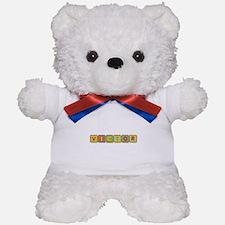 Victor Foam Squares Teddy Bear