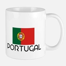 I HEART PORTUGAL FLAG Mug