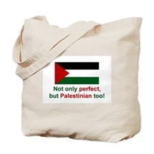 Perfect Palestinian Tote Bag