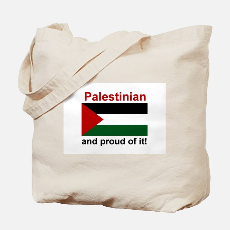 Proud Palestinian Tote Bag