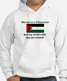 Married To A Palestinian Hoodie
