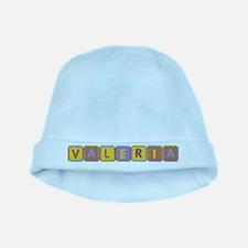 Valeria Foam Squares baby hat