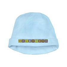Valentina Foam Squares baby hat
